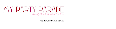 My Party Parade - Formerly Celebrations and Sweet Creations - Stephanie Campagna