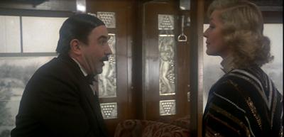 Albert Finney (Poirot) Lauren Bacall
