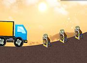 juego PVZ Truck Zombies