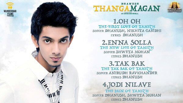 thanga magan movie songs free  320 kbps songs