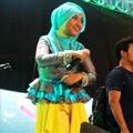 Fatin Shidqia Performance at Hut22 MncTV