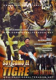 descargar Soy como el Tigre, Soy como el Tigre latino, ver online Soy como el Tigre