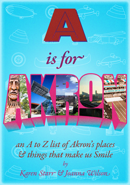 Buy a Copy of A is for Akron