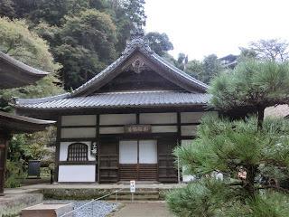 円覚寺正続院・正法眼堂