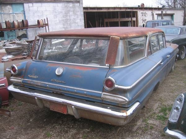 1960 Ford Wagon Craigslist Autos Post