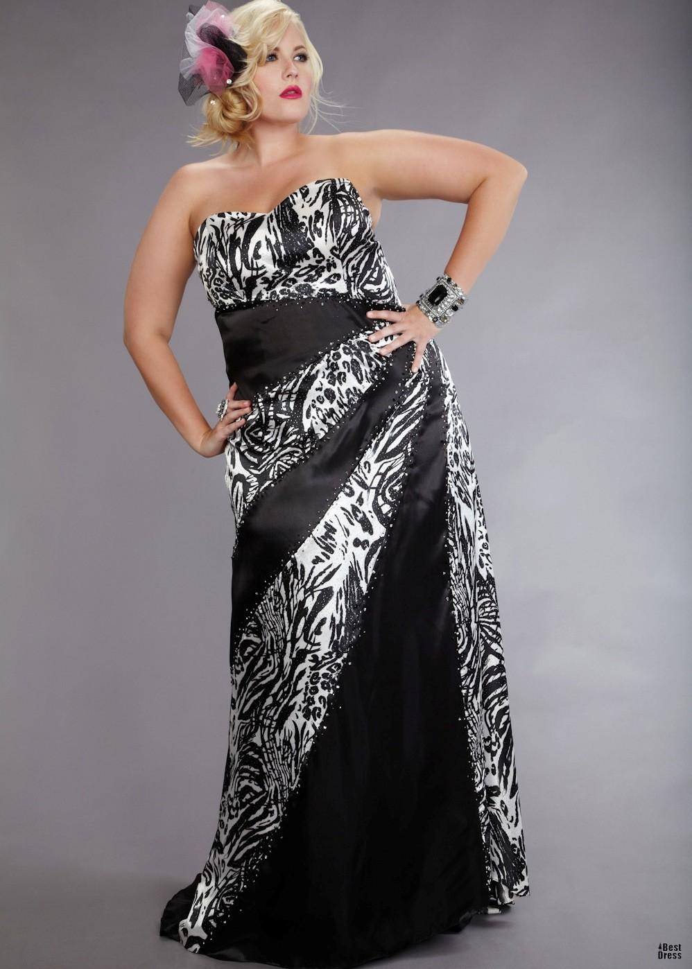 Платья в стиле 30-х годов для полных