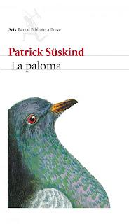 La paloma Patrick Süskind