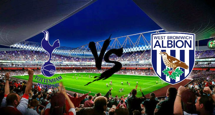 Prediksi Tottenham Hotspur vs West Bromwich Albion 21 September 2014