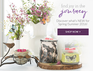 SCENTSY - find joy in the journey