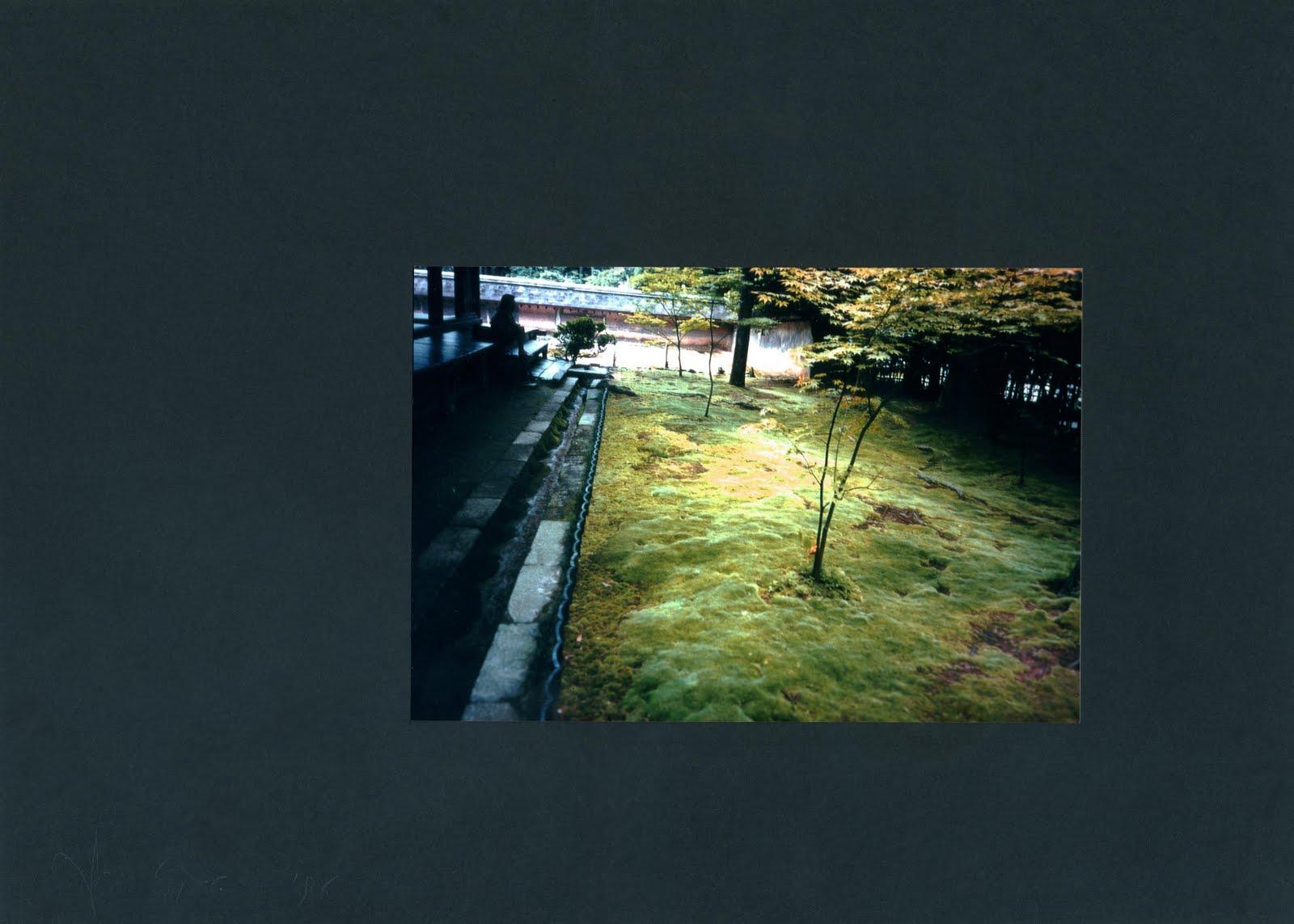 japanse zand tuin