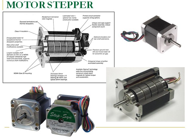 3 Kind Electric Actuator That Usually Used In Mobile Robot