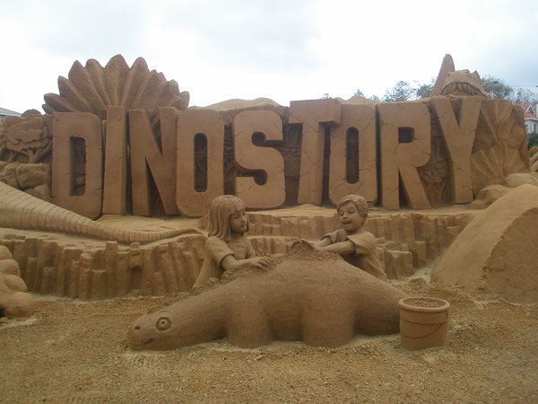 Amazing Sand Sculptures Creative Art Seen On www.coolpicturegallery.us