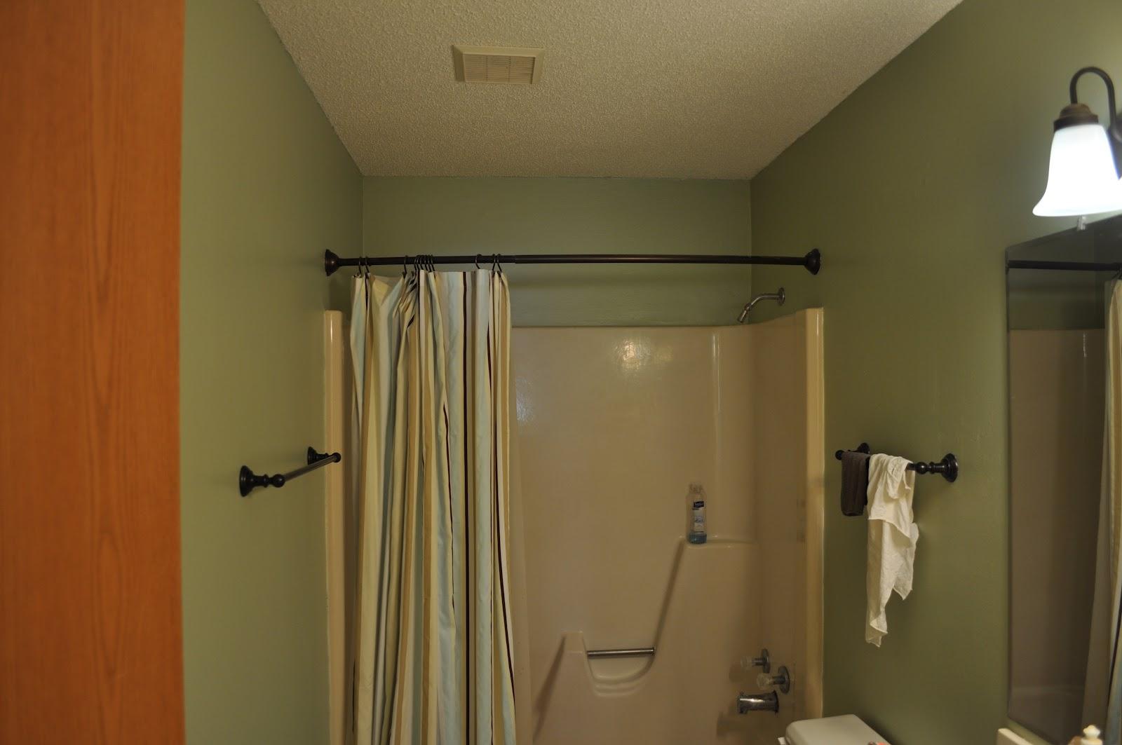 Sage Green Bathroom A prairie sage green.