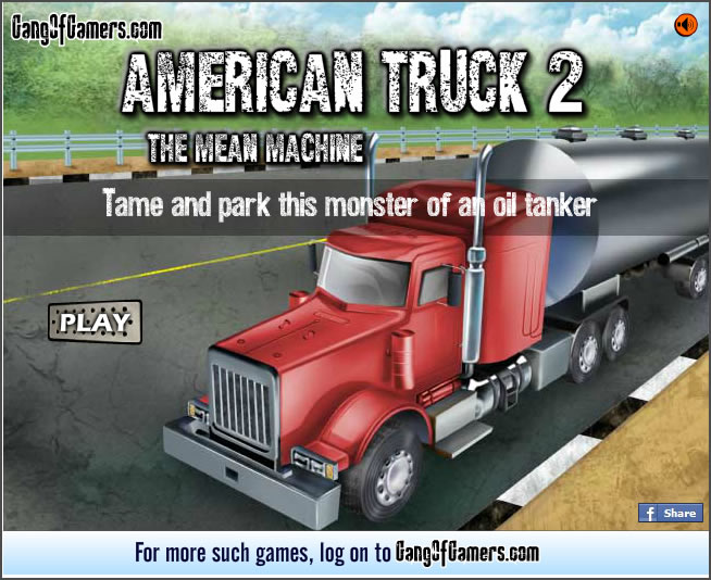 Truck Game : American Truck 2