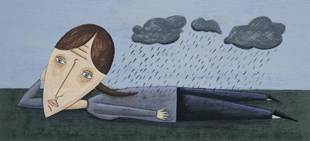 depressão - depress C3 A3o - Depressão ou Tristeza?