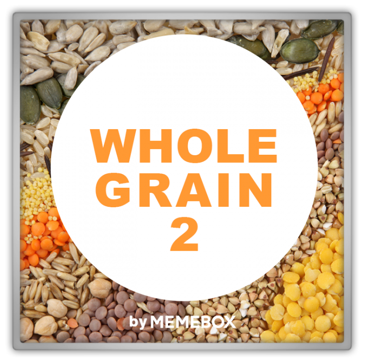 Memebox Special #34 Whole Grain 2 미미박스 Commercial