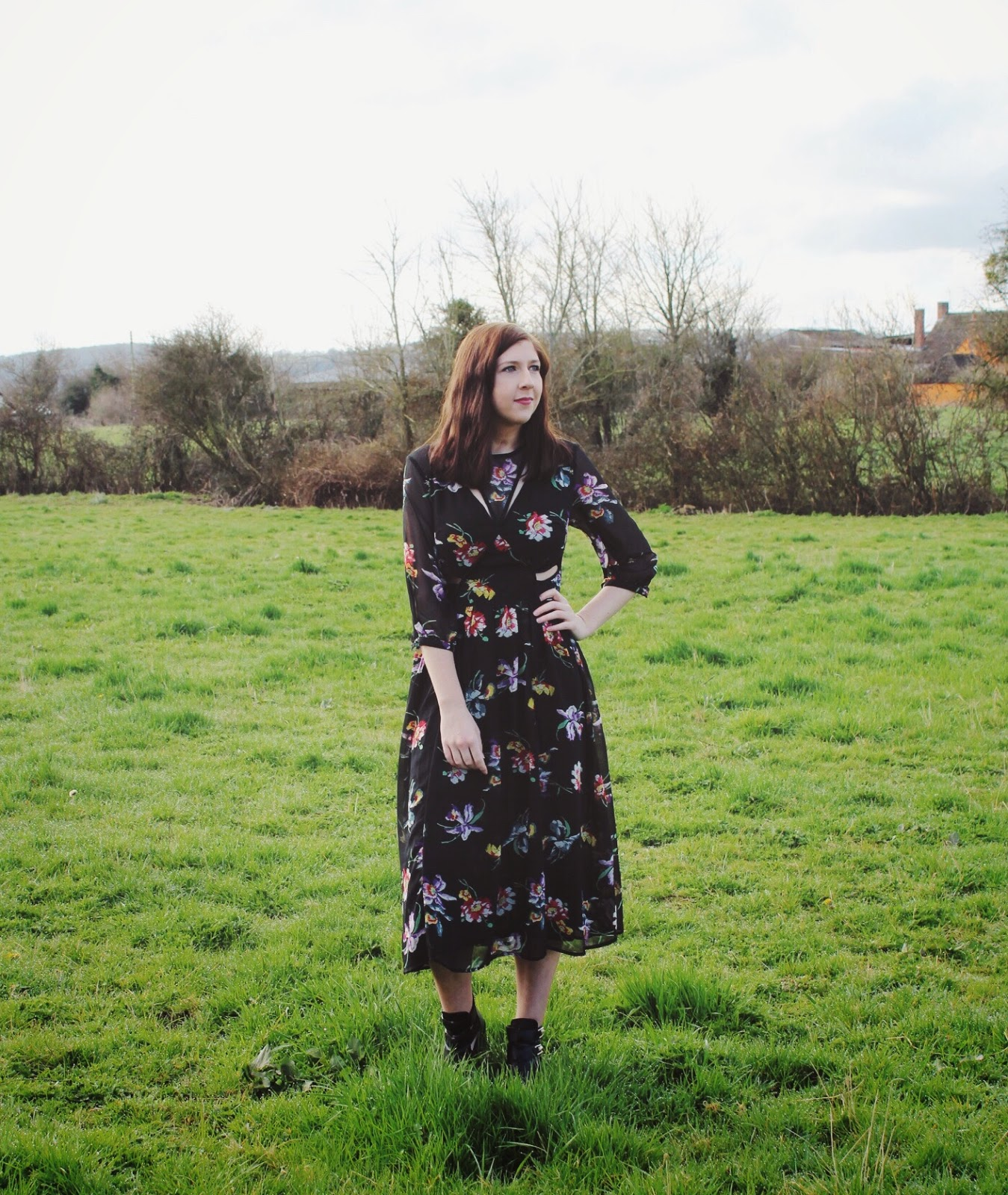 asos, blogiversary, wiw, whatimwearing, halcyonvelvet, oneyearblogging, asseenonme, fbloggers, fblogger, celebration, fashionblogger, fashionbloggers, lotd, lookoftheday, ootd, florals, boho, bohemia, florencewelch