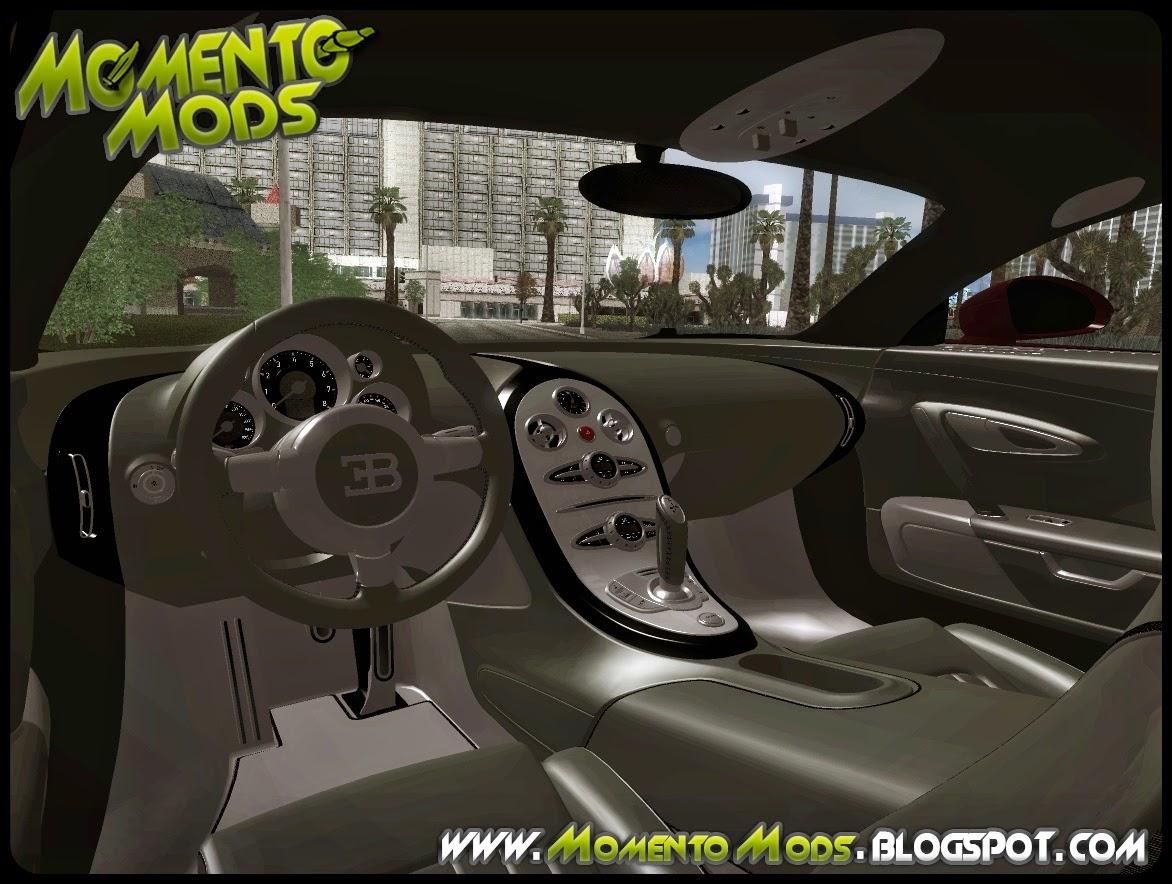 GTA SA - Bugatti Veyron 2009
