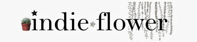 ✯  indie flower ✯