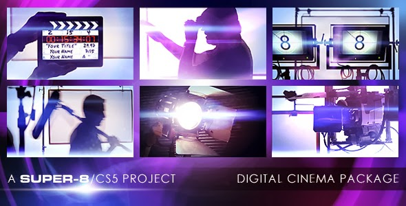 VideoHive Digital Cinema Package