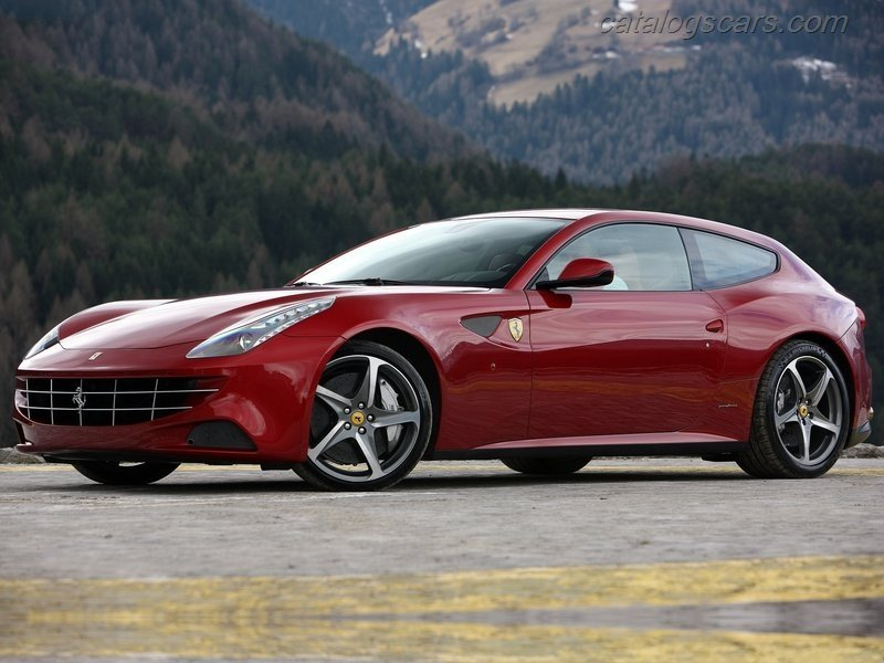 صور سيارة فيرارى FF 2014 - اجمل خلفيات صور عربية فيرارى FF 2014 - Ferrari FF Photos Ferrari-FF-2012-13.jpg