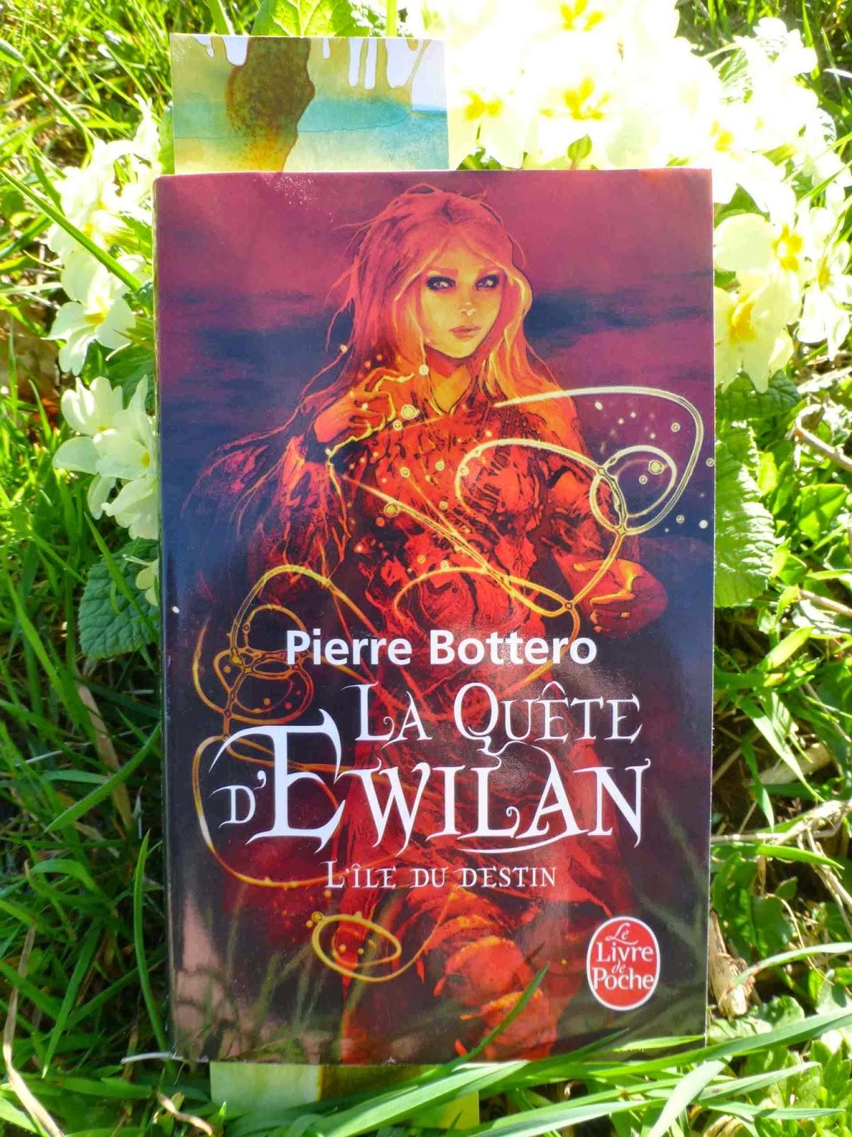 roman de fantasy jeunesse français