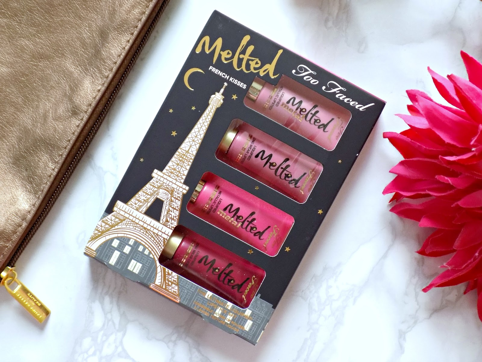 Too Faced 'Melted French Kisses' set