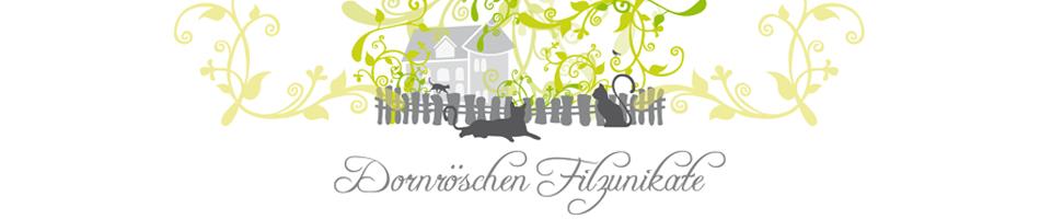 Dornröschen Filzunikate-Susanne Karg