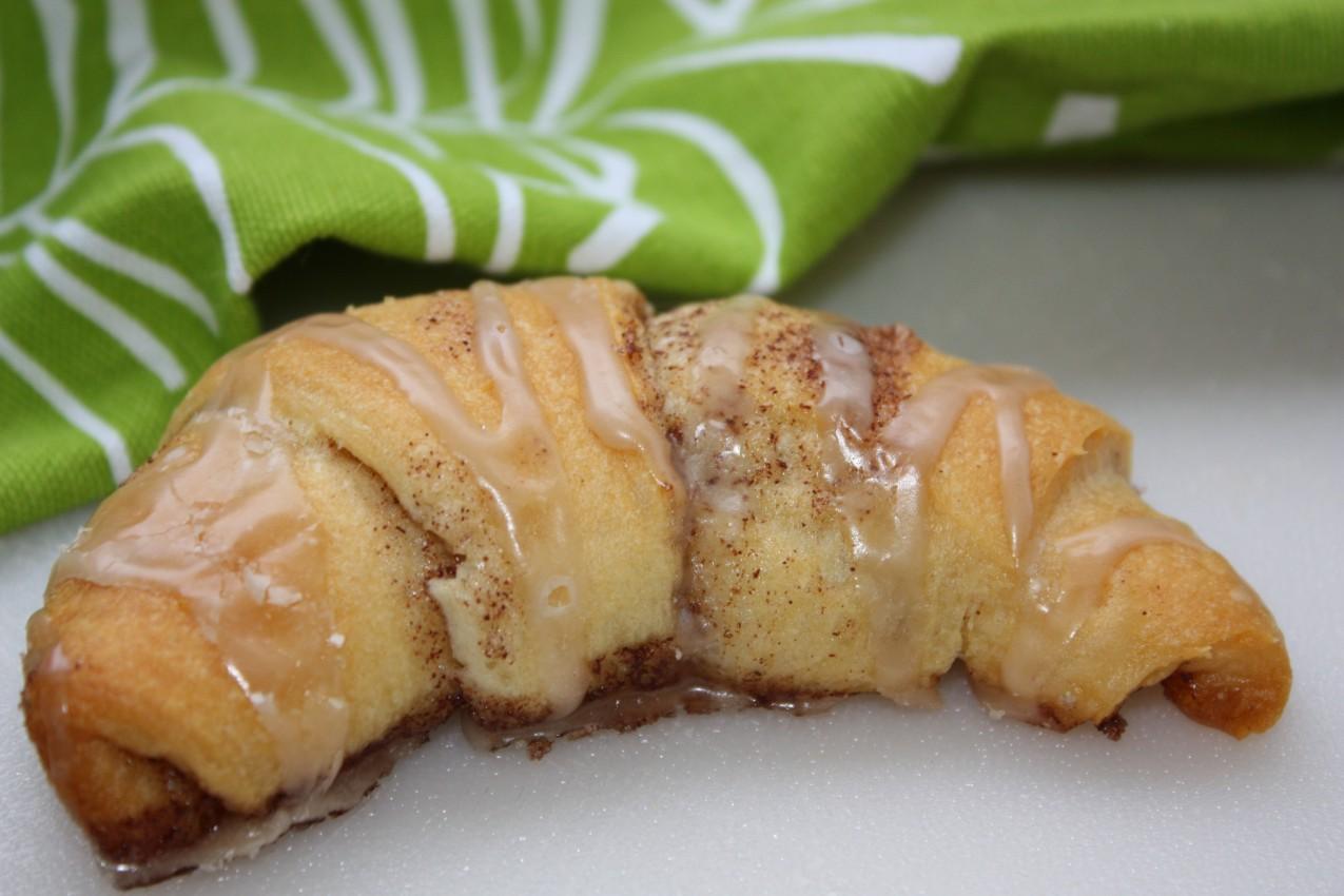 Cinnamon Sugar Crescents Recipe — Dishmaps