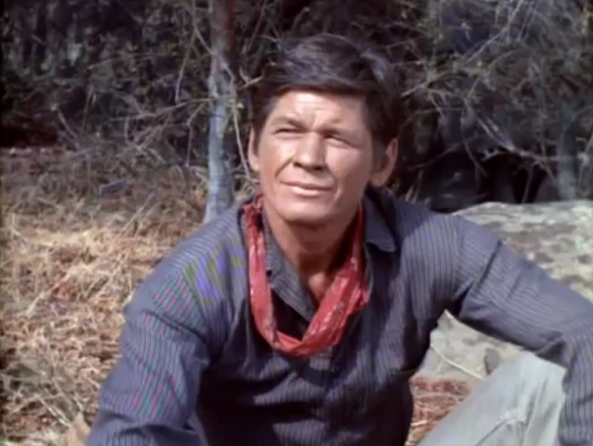 Iverson movie ranch charles bronson in quot bonanza quot and the quot charles