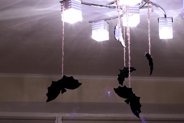 Декор однокомнатной квартиры к хэллоуину