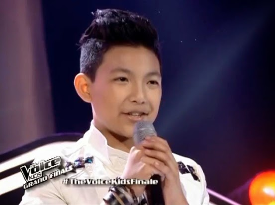 Darren Espanto sings 'You Are My Song' on The Voice Kids' PH Grand Finale