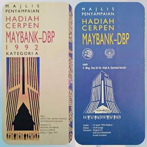 Hadiah Cerpen Maybank - DBP