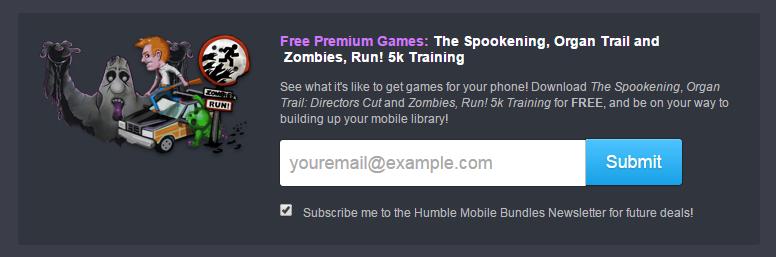 Consigue estos 3 juegos para Android Gratis solo por poner tu email
