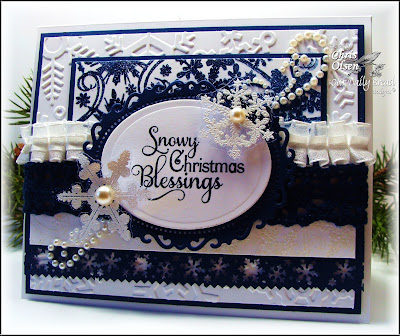 Snowflake Background, Snowflake Sentiments, Sparkling Snowflake