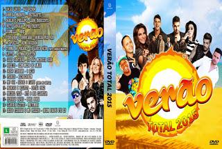 DVD Verão Total 2015