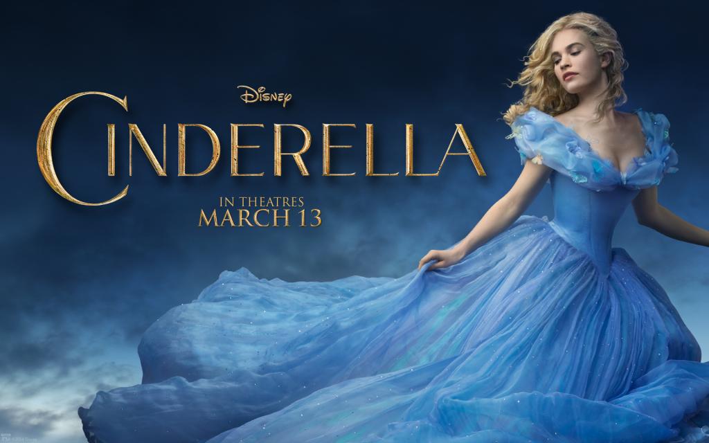 Cinderella (2015)***