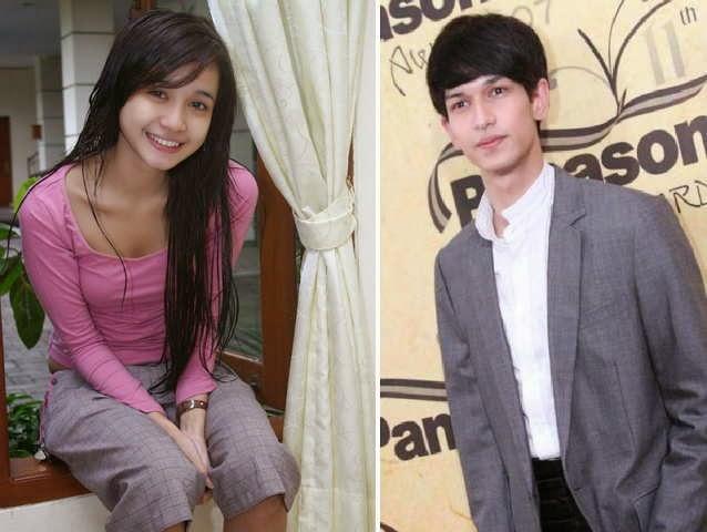 Foto Laudya Cintya Bella dan Dimas Beck