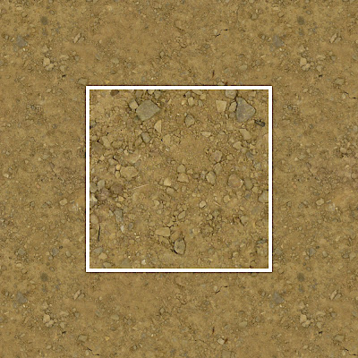 Seamless Dark Dirt Texture
