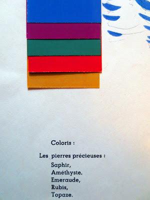 Fransk affisch Hiver 1951