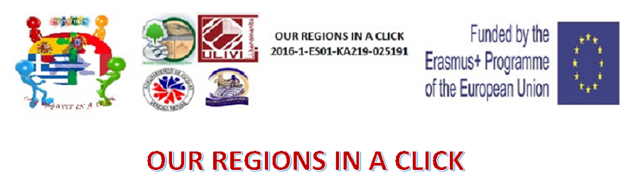 OUR REGIONS IN A CLICK