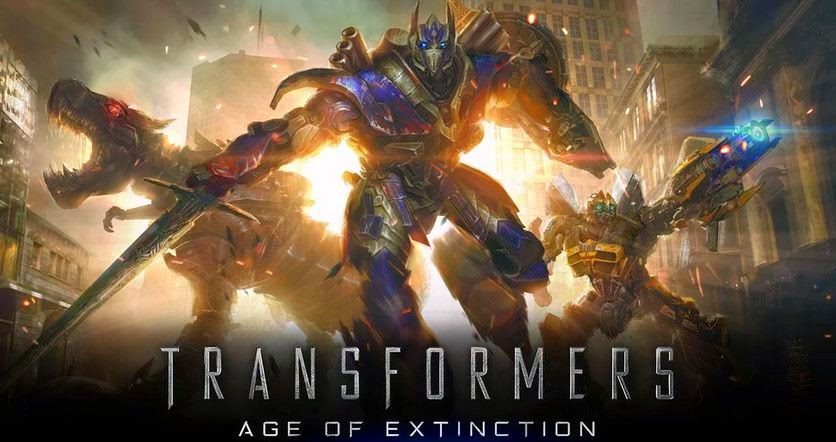 Game Android Transformers Age Of Extinction v1.2.0 Full Apk
