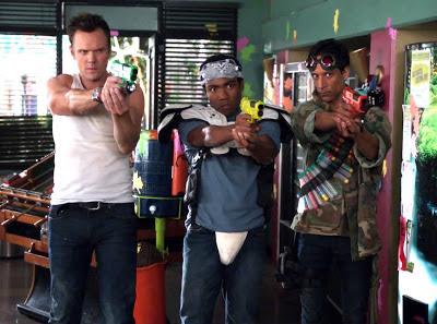 Community paintball Modern warfare