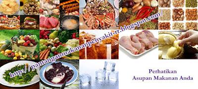 Pantangan Makanan Untuk Penderita Polip