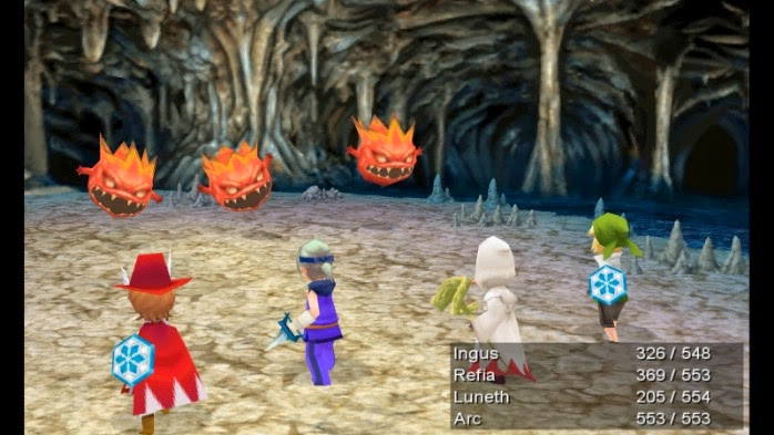 Final Fantasy III RELOADED Full Torrent İndir