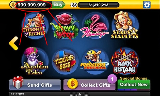 best casino slots android cheats