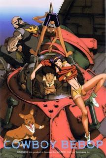Imagem promocional de Cowboy Bebop