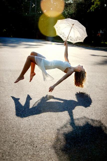 ombrello volo