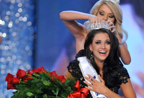 Miss America 2012 Winner Laura Kaeppeler Photos