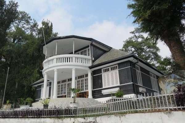 rumah pengasingan Presiden Soekarno di Parapat